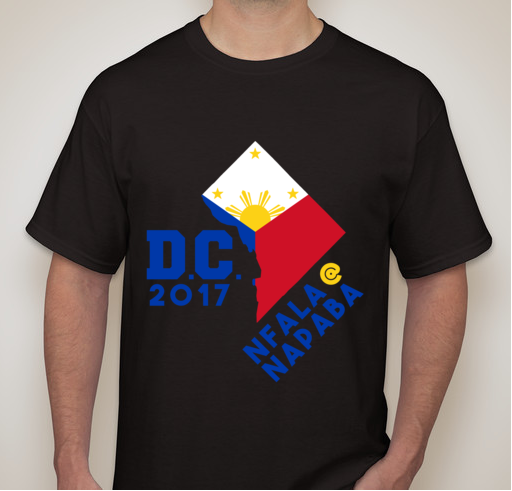 Click to order your NFALA@NAPABA t-shirt!