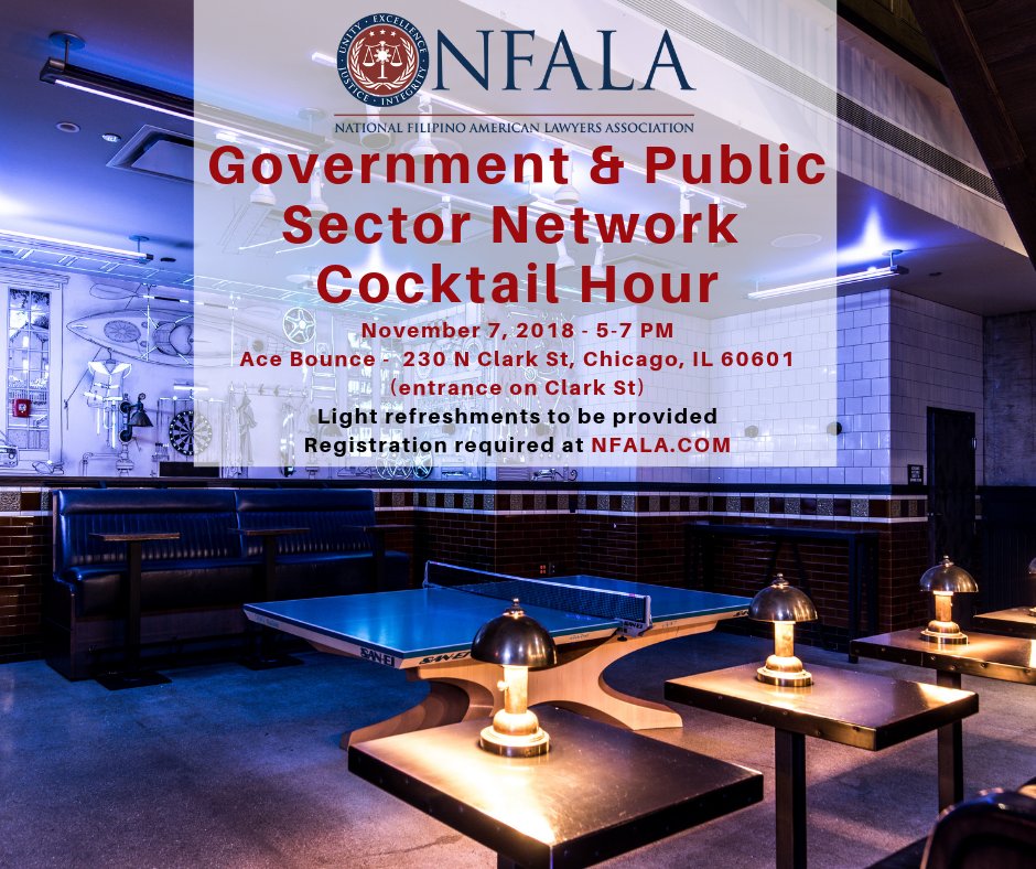 Government and Public Sector Cocktail Hour