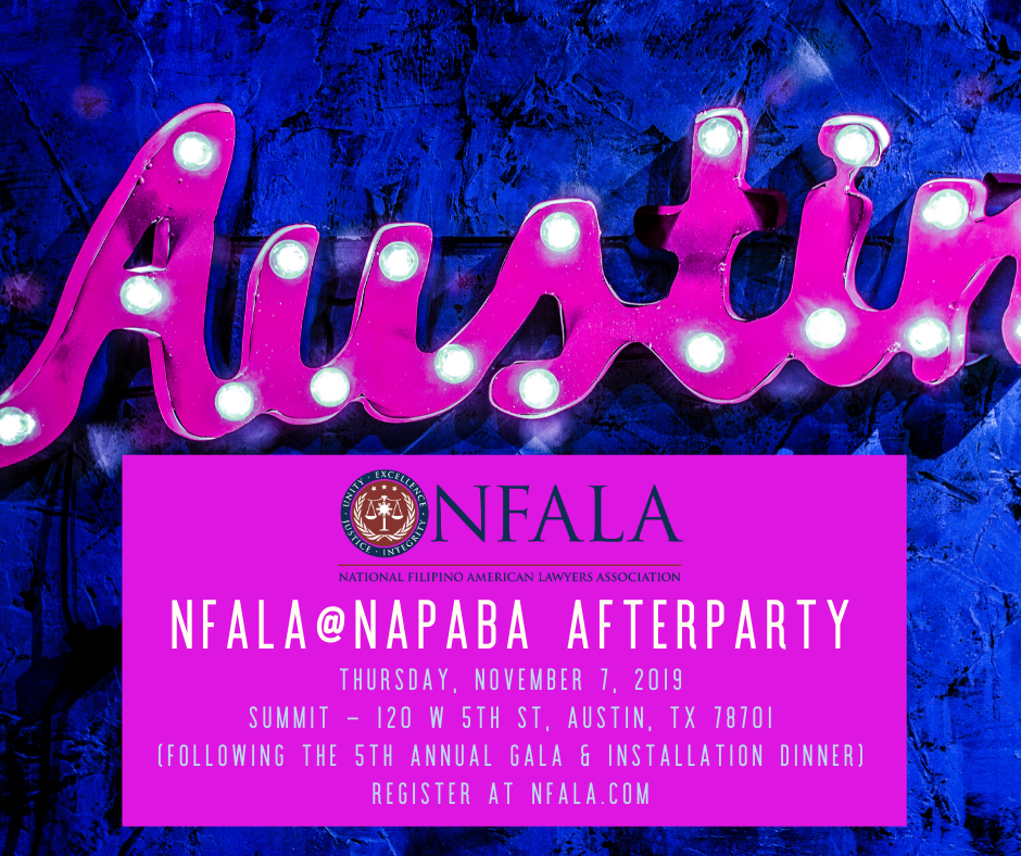 NFALA Gala Afterpaty