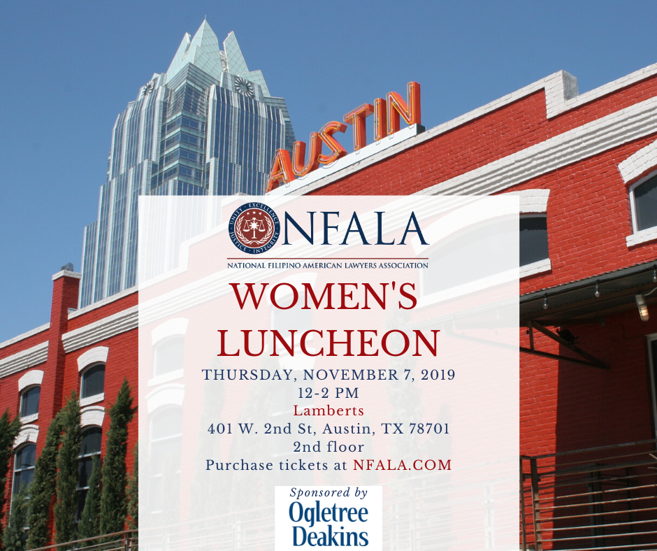 2019 Women's Luncheon