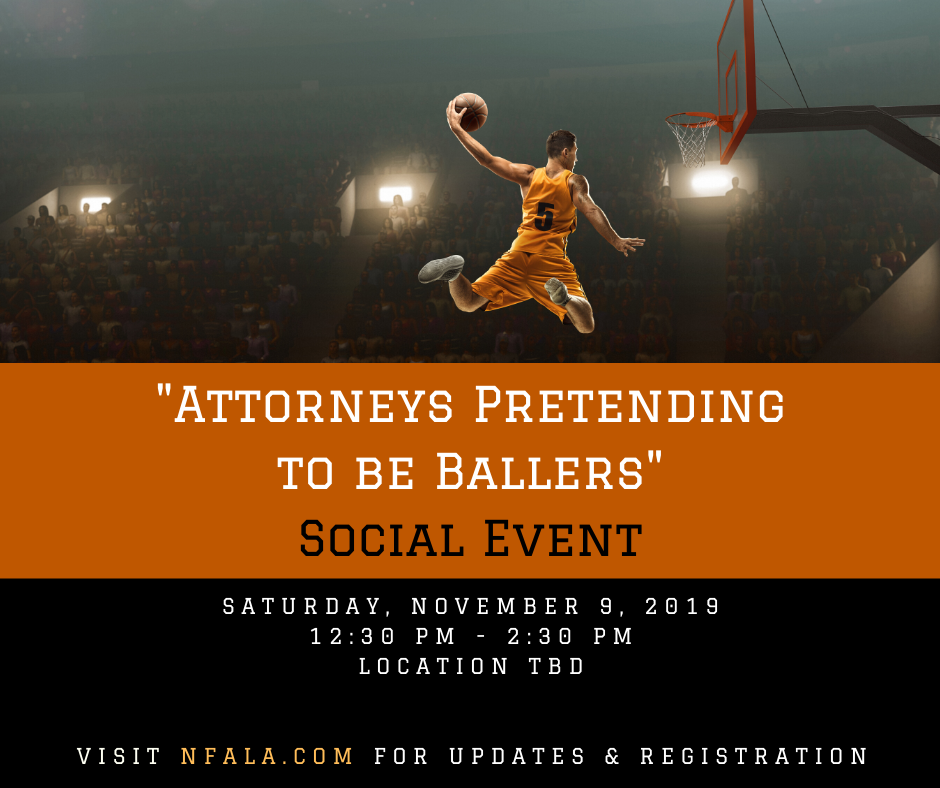 Attorneys Pretending to Be Ballers