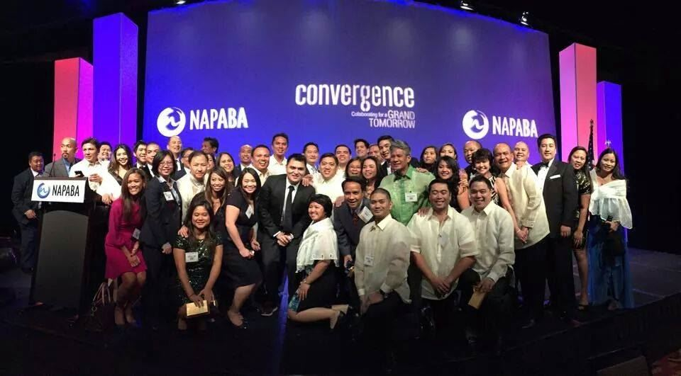 NFALA Members at 2014 NAPABA Convention